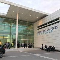 Photo taken at Palais des Congrès by Aurélien R. on 3/27/2017