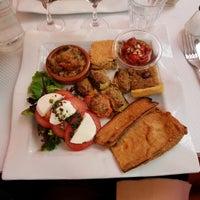 Photo taken at Restaurant du Gesù by Yves D. on 5/9/2017