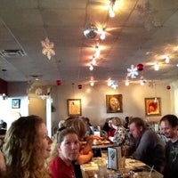 Photo taken at Izzy's by Alan P. on 12/20/2012