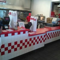 Photo taken at Five Guys by Eduardo V. on 5/27/2013