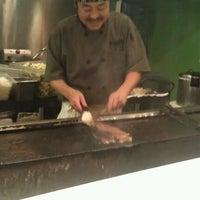 Photo taken at Fuji Teppanyaki Restaurant by Bailey L. on 10/13/2012