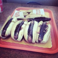 Photo taken at Yocco's - The Hot Dog King by Jim O. on 7/7/2013
