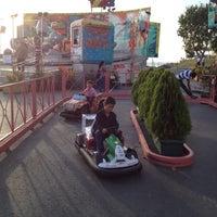 Photo taken at Florya Karting by Kevser D. on 10/13/2012
