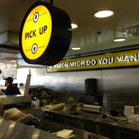 Photo taken at Which Wich? Superior Sandwiches by Proteus D. on 4/1/2013