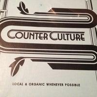 รูปภาพถ่ายที่ Counter Culture โดย Sunil K. เมื่อ 10/14/2012
