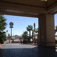 Photo taken at Holiday Inn Express & Suites El Paso Airport by James D. on 10/1/2012