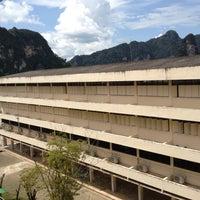 Photo taken at โรงเรียนอ่าวลึกประชาสรรค์ by Thosaphon B. on 11/9/2012
