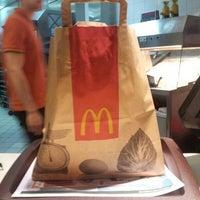 Photo taken at McDonald's by Giuseppe U. on 4/4/2013