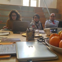 Photo taken at Impact Hub Siracusa by Salvo F. on 4/2/2017