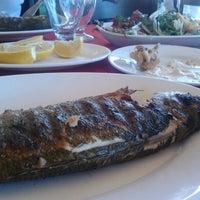6/30/2013 tarihinde Yasemin M.ziyaretçi tarafından Çakoz Balık Evi'de çekilen fotoğraf