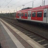 Das Foto wurde bei Bahnhof Düren von Loïc v. am 4/21/2017 aufgenommen