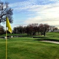 Photo taken at Pelham Bay & Split Rock Golf Course by Viral P. on 4/15/2013