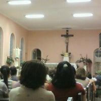 Photo taken at Capela Santa Casa by Cecilia O. on 10/15/2012