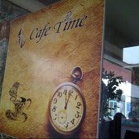 1/7/2013 tarihinde koksal s.ziyaretçi tarafından Cafe Time'de çekilen fotoğraf