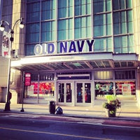 Photo taken at Old Navy by ThoseNewYorkKids on 10/21/2012