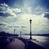 Снимок сделан в Riverside Drive & West 155 Street пользователем ThoseNewYorkKids 9/16/2012