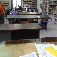 Photo taken at Biblioteca Zelantea by Claire C. on 1/11/2014