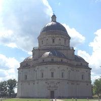Photo taken at Santa Maria Della Consolazione by Claire C. on 7/17/2018