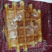Photo taken at Wanda's Belgian Waffles by Renalia T. on 6/27/2013