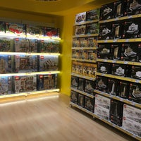 Photo taken at Lego Store by Idle on 2/10/2016