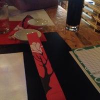 Foto scattata a Magnolia Sushi Bar da Cristina Z. il 7/12/2015