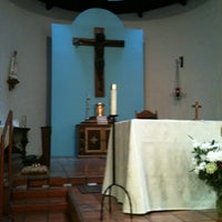 Photo taken at Blessed Sacrament Catholic Church by Lisa L. on 1/13/2013