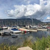Photo taken at Waterfront Park by Anita L. on 9/24/2016