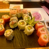 Photo taken at Sushi ko by Stephanie H. on 5/9/2013