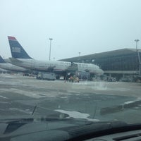 Photo taken at Gate B19 by Chris on 2/18/2014