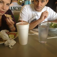 Photo taken at Fuel Your Body Cafe by Suzanne L. on 9/30/2012