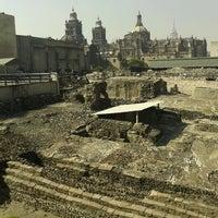 Foto tomada en Museo del Templo Mayor por Leslie B. el 12/16/2012