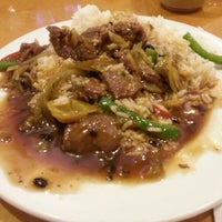 Photo taken at Lucky Plaza Restaurant by Felix M. on 10/14/2012