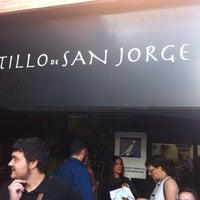 Photo taken at Castillo de San Jorge by Eraser H. on 9/4/2015