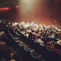 Photo taken at Teatro General San Martín by Mathieu M. on 10/11/2012