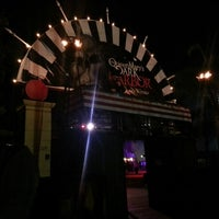 Photo taken at Queen Mary's Dark Harbor by Shilpa K. on 11/1/2013