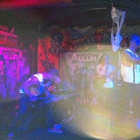 Photo taken at Cafe Boogaloo by Kyle F. on 11/1/2012