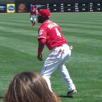 Photo taken at Great American Ball Park by Kristi C. on 4/20/2013