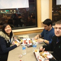 Photo taken at Wendy's by Tyler J. on 1/19/2013