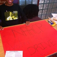 Photo taken at Carl Hansen Student Center by QU_NAACP on 10/12/2012