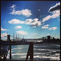 Photo taken at Seastreak Ferry - Pier 11 Terminal by Conrad W. on 3/22/2013