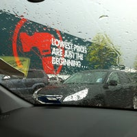Photo taken at Bunnings Warehouse by Rudiard d. on 9/27/2012