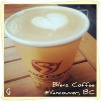 Photo taken at Blenz Coffee by MyFabulous G. on 7/27/2013