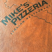 Photo taken at Mike's Pizzeria Italian Restaurant by Chrissy on 5/7/2016