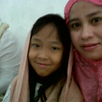 Photo taken at Masjid Baitul Hikmah by Astri S. on 10/25/2012