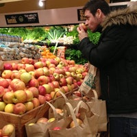 Photo taken at Whole Foods Market by Gentry on 12/27/2012
