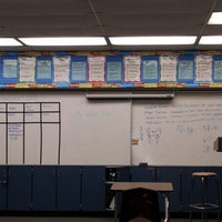 Photo taken at Hosler Middle School by Will S. on 9/19/2012