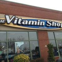 Photo taken at The Vitamin Shoppe by Shaminka on 12/2/2012