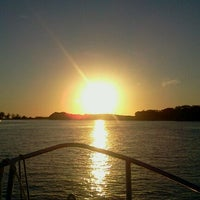 Photo taken at Ilha das Flores by Claudia A. on 1/27/2013