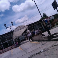 Photo taken at Terminal de Autobuses OCC by Sacbeh V. on 9/15/2012
