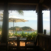 Photo taken at Life Wellness Resort Qui Nhon by Little X. on 8/31/2013